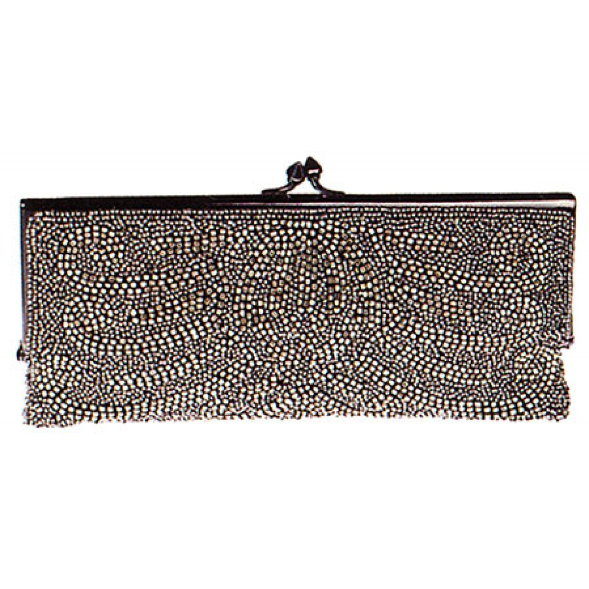 Antique Hand Beaded Clutch