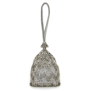 Bag with Swarovski Crystals