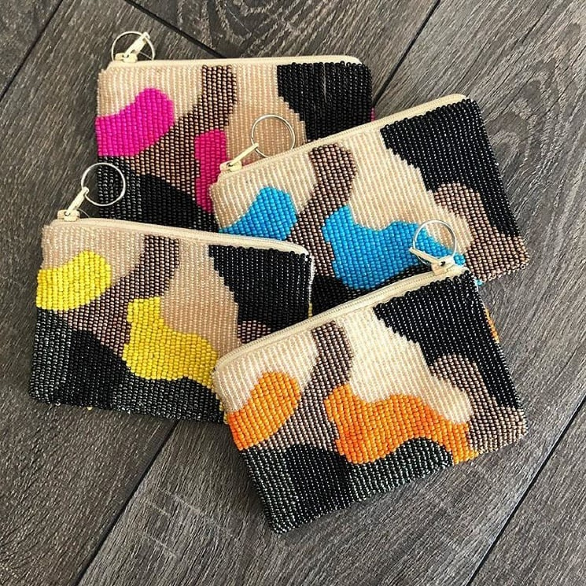 Camouflage Coin Purse