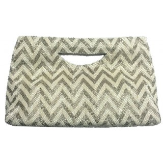 Chevron Rectangle Tote
