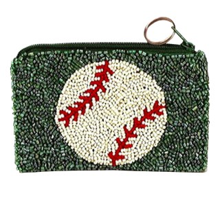 Coin Purse Baseball