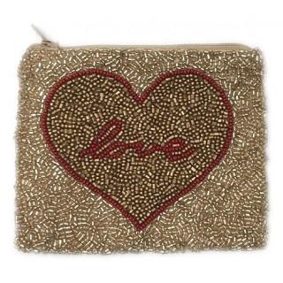Coin Purse Heart Love