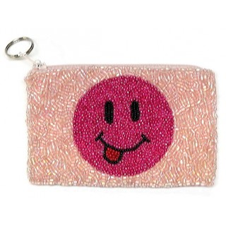 Coin Purse Smiley Tounge