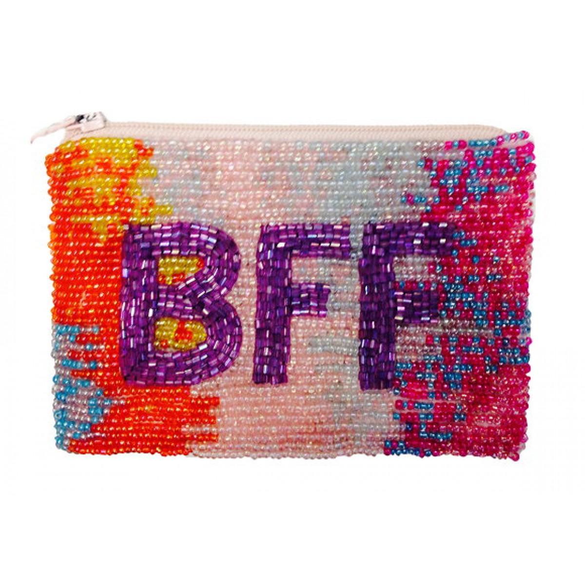 Coin Purse Tie Dye Bff
