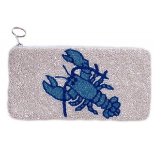 Cosmetic Pouch Lobster