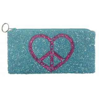 Cosmetic Pouch Love/Peace