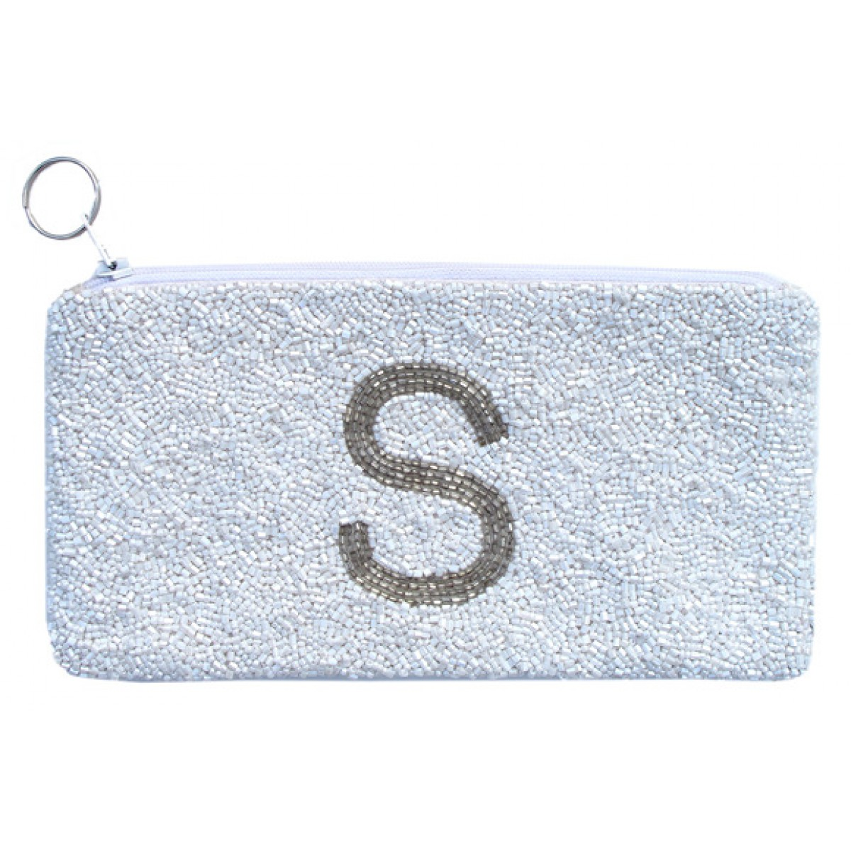 Cosmetic Pouch Single Letter