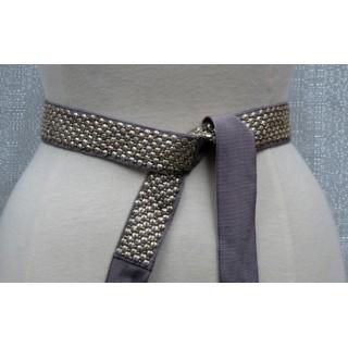 Embellished Waist Belt