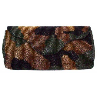 Evening Camouflage  Clutch