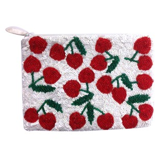 Heart Cherries Wallet/Purse