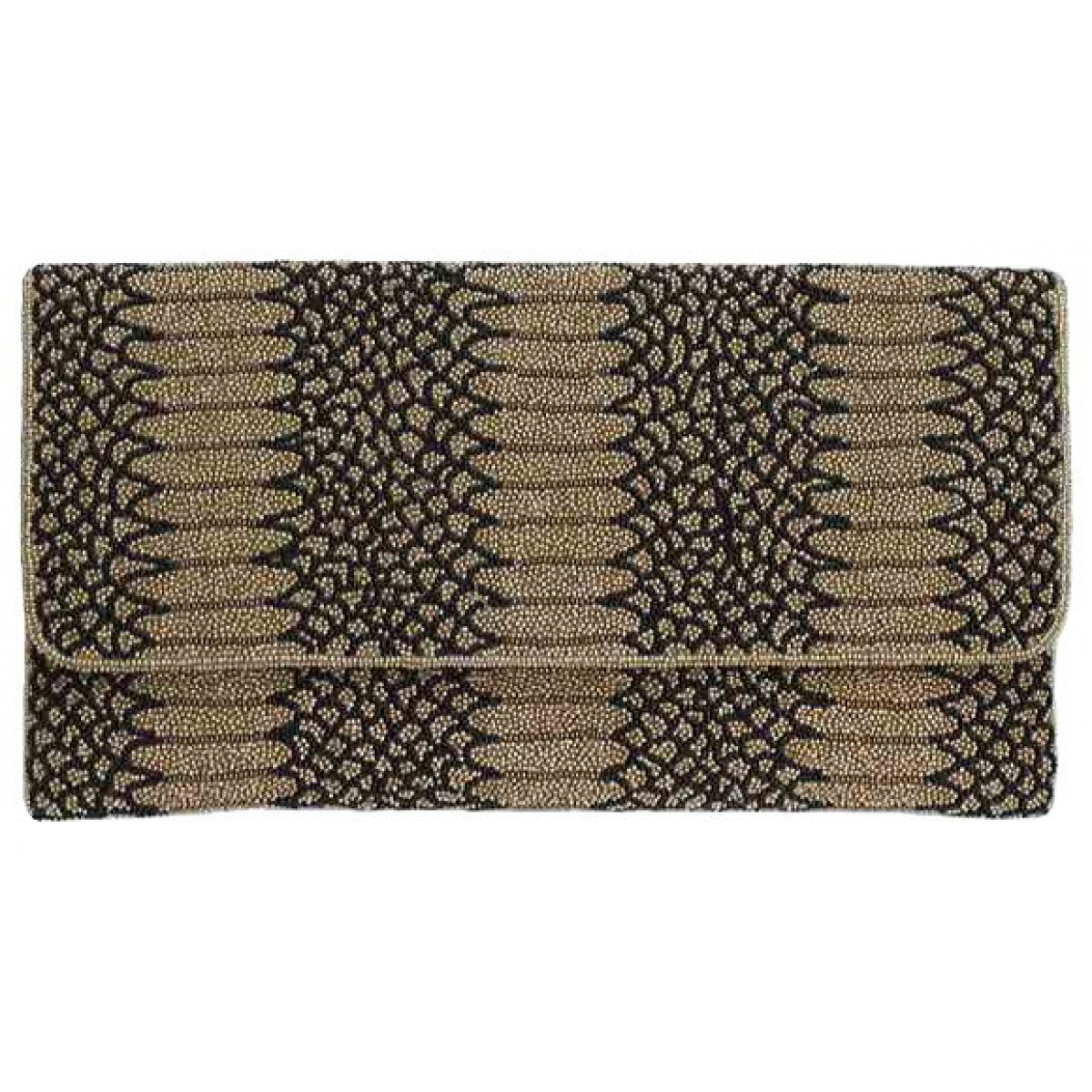 Large Beaded Reptile Clutch
