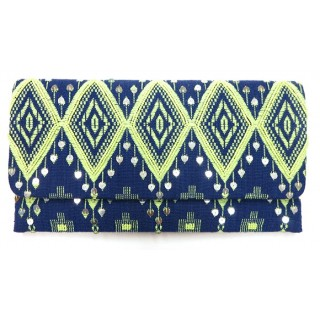 Large Durrie Clutch