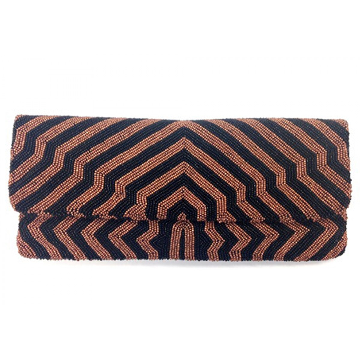 Long Fold Over Clutch