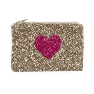 Coin Purse Small Heart