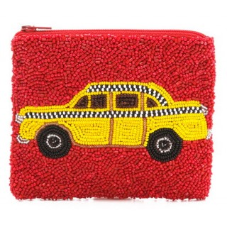 New York Taxi Yellow Cab Bag