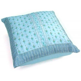 Pillow with Beads