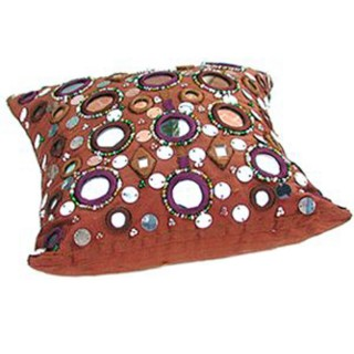 Pillow with Mirrors