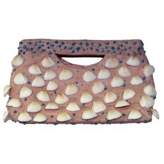 Rectangular Tote with Shells