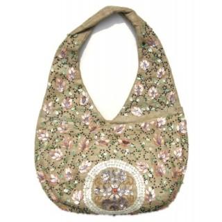 Silk Fabric Bag