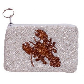 Small Coin Purse Lobster