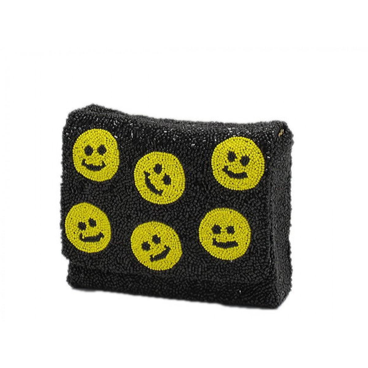 Soft Box Bag with Smileys