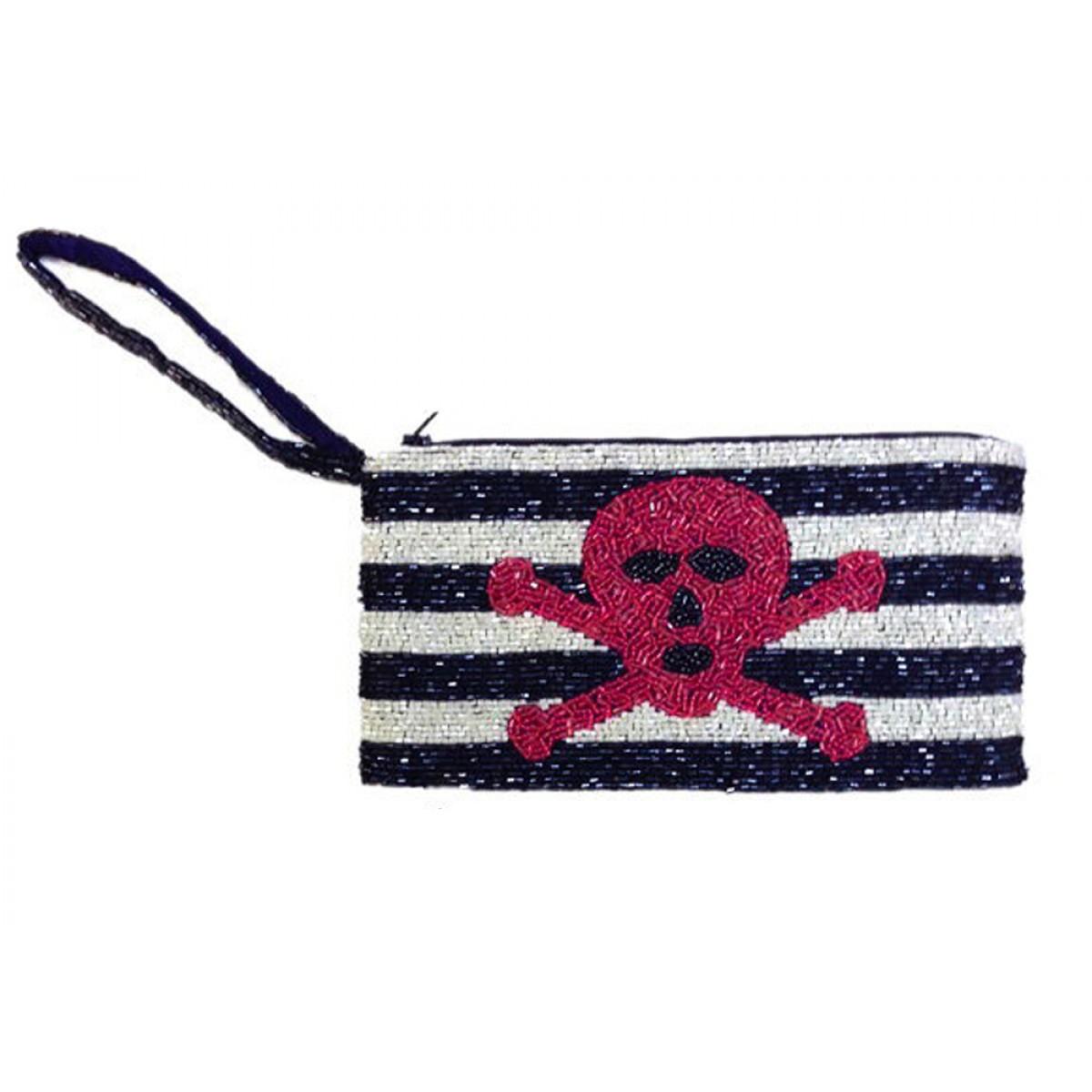 Stripes & Skull Bag