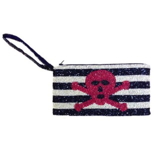 Stripes & Skull Bag