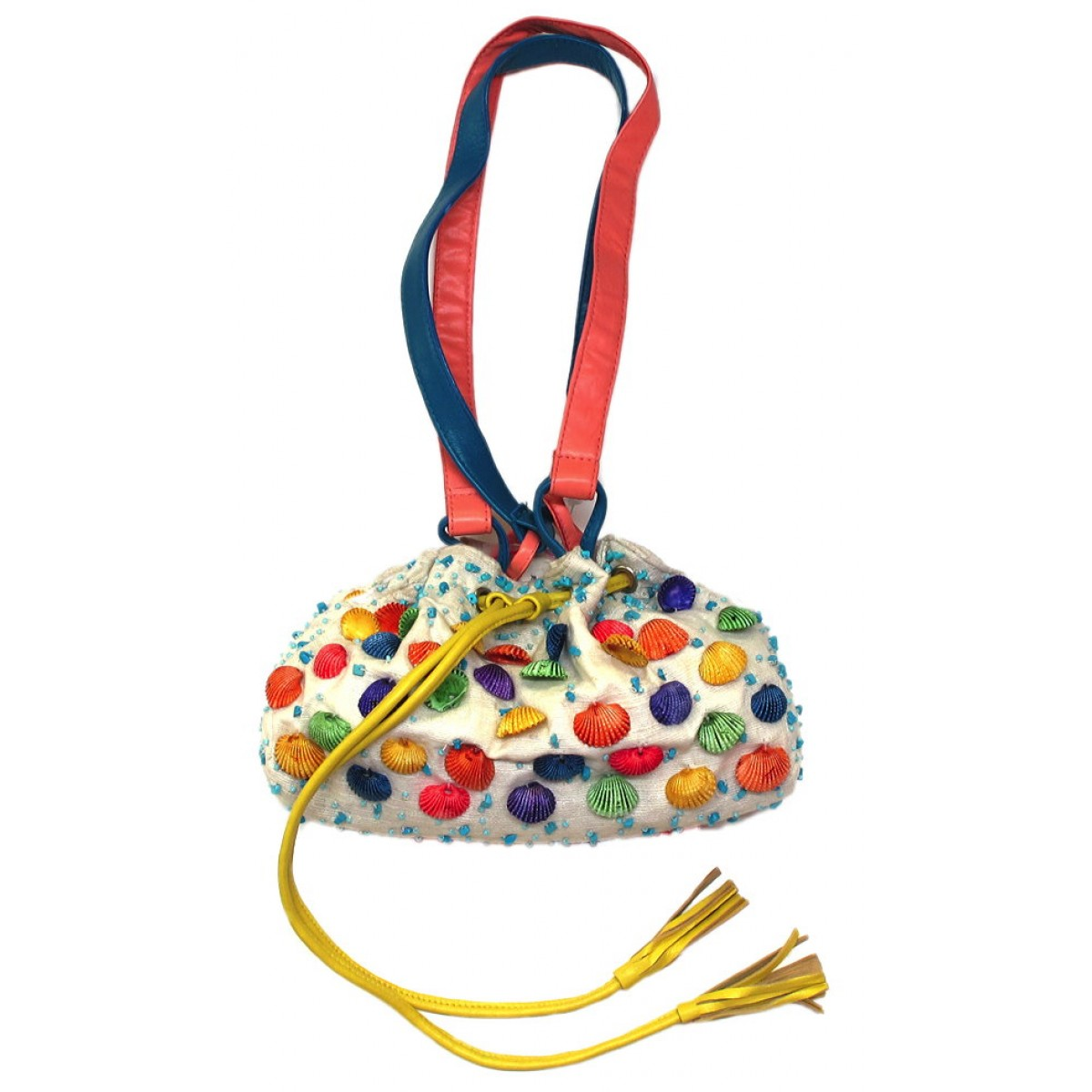 Summer Bag with Seashell