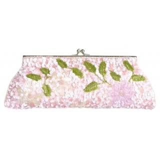Trendy Pink Clutch