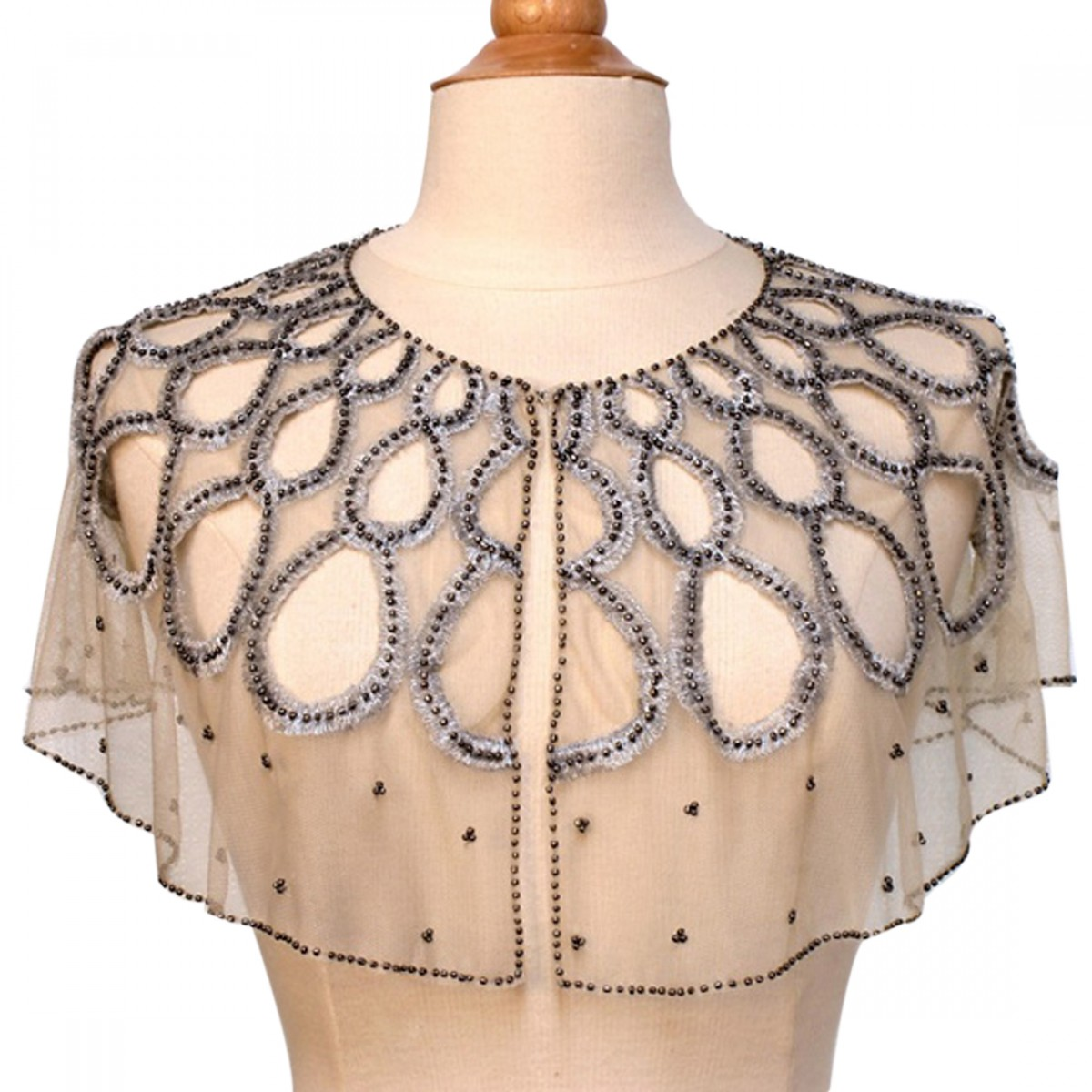 Tulle Capelet