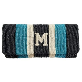 Vertical Stripe Initial Clutch
