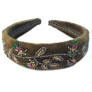 Wide Head Band