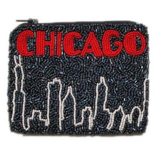 Zipper Pouch Chicago