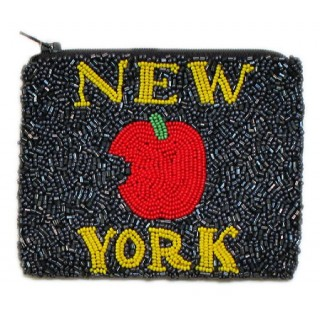 Zipper Pouch New York